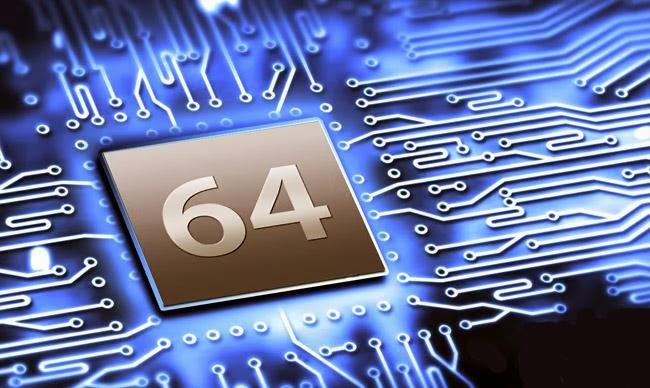 64-х битный процессор