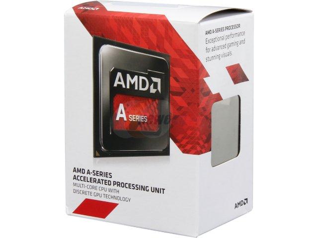 Процессор AMD A8-7600 Kaveri