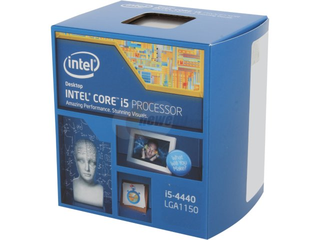 Процессор Intel Core i5-4440 Haswell
