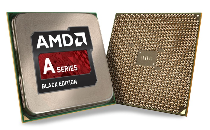 Встроенная видеокарта AMD