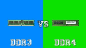Сравнение двух типов памяти