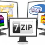 Что нужно для открытия файла ZIP