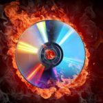 Учимся записывать фильмы на диски для просмотра на DVD