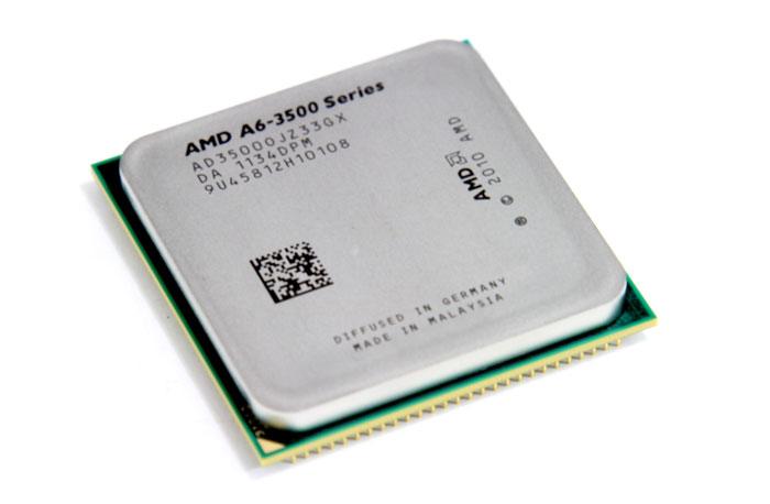 Процессор от AMD