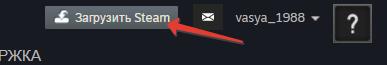 Загружаем Steam на ПК