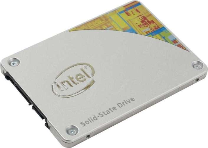 SSD от Intel