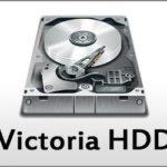 Инструкция по работе с программой Victoria