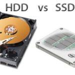 Что же выбрать – SSD или HDD?