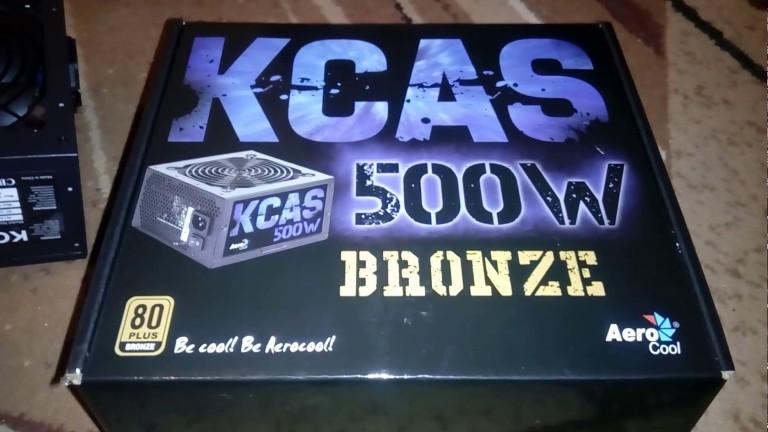 Блок питания Aerocool KCAS-500 500W