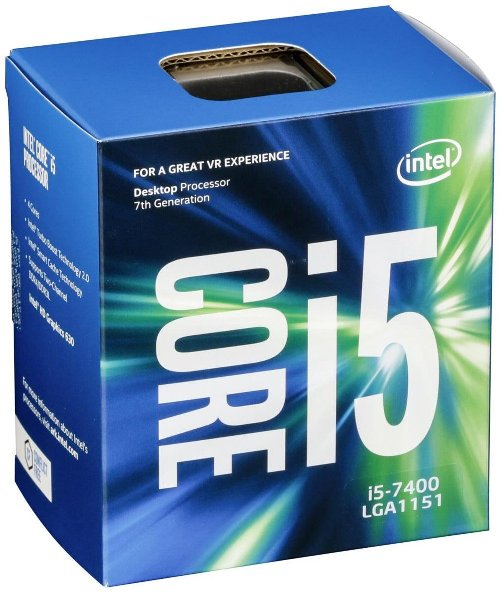 Процессор Intel Core i5-7400 Kaby Lake
