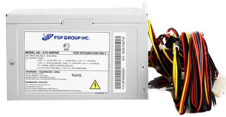 Блок питания FSP Group ATX-500PNR 500W