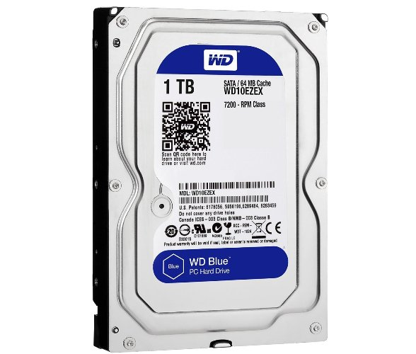 HDD Western Digital WD10EZEX