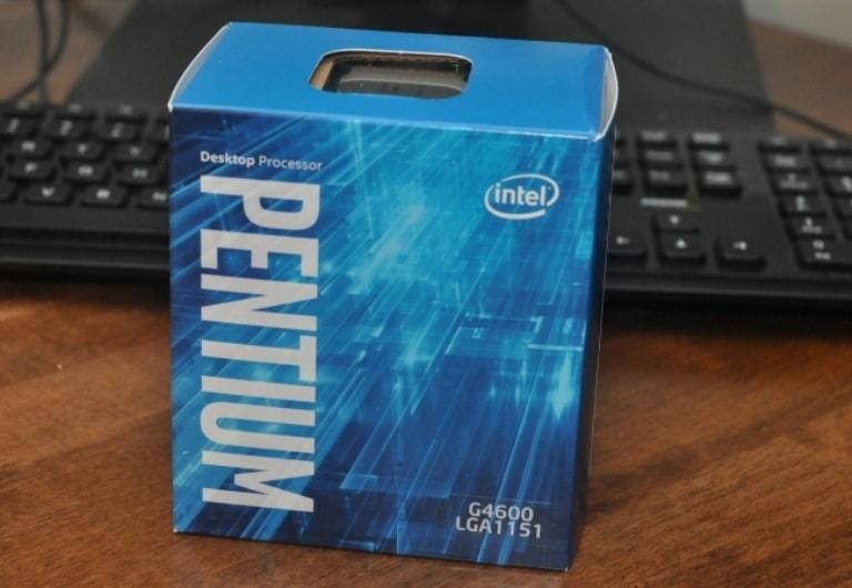 Процессор Intel Pentium G4600 Kaby Lake