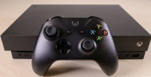 Приставка Xbox One X