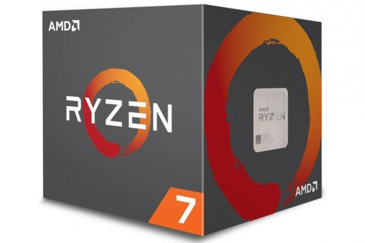 CPU AMD Ryzen 7 1700