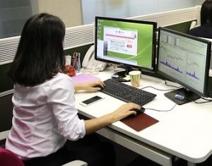 Компьютеры в офисе
