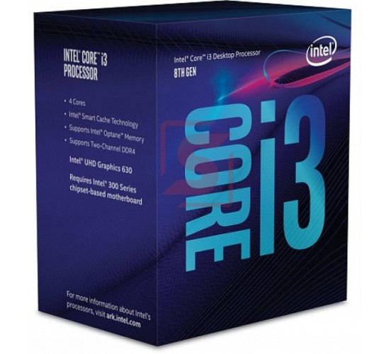 Процессор Intel Core i3-8300 Coffee Lake