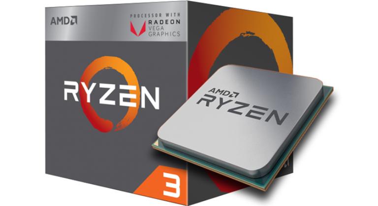 Процессор Ryzen 3 2200G