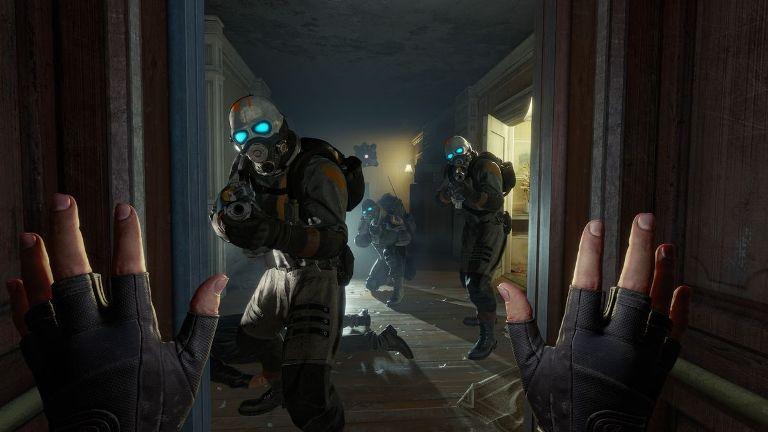 Графика Half-Life Alyx