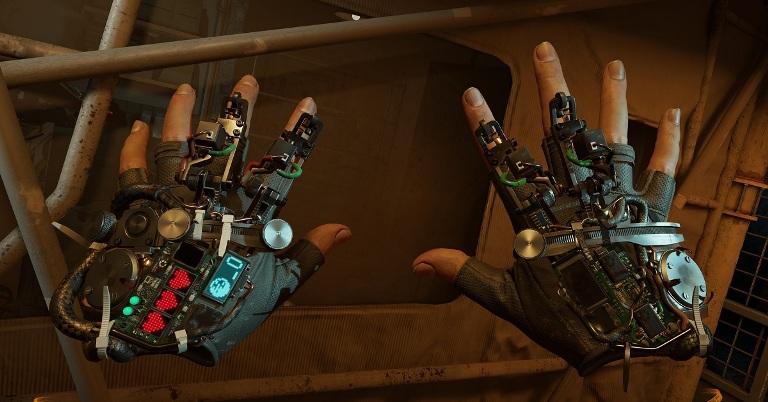 Игра Half-Life Alyx