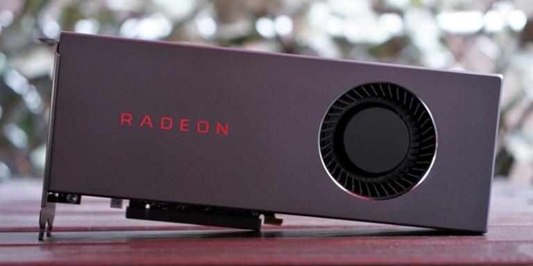 Видеоадаптер AMD Radeon RX 5700