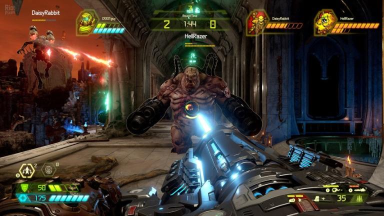 Геймплей Doom Eternal