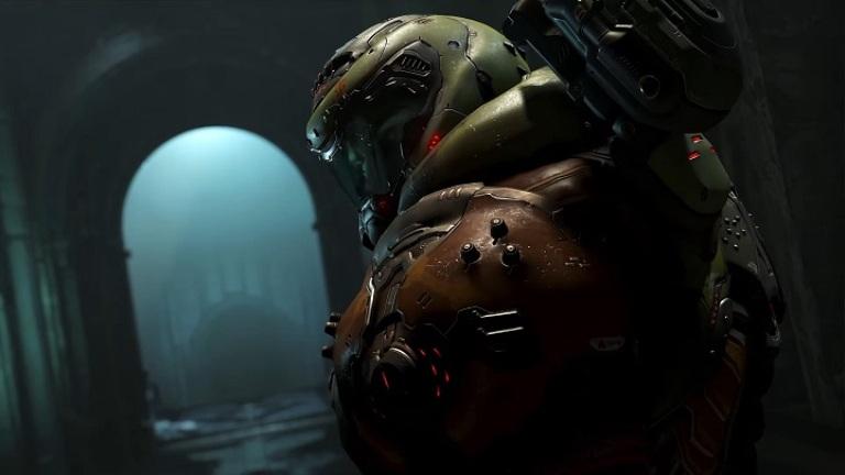 Главный герой Doom Eternal