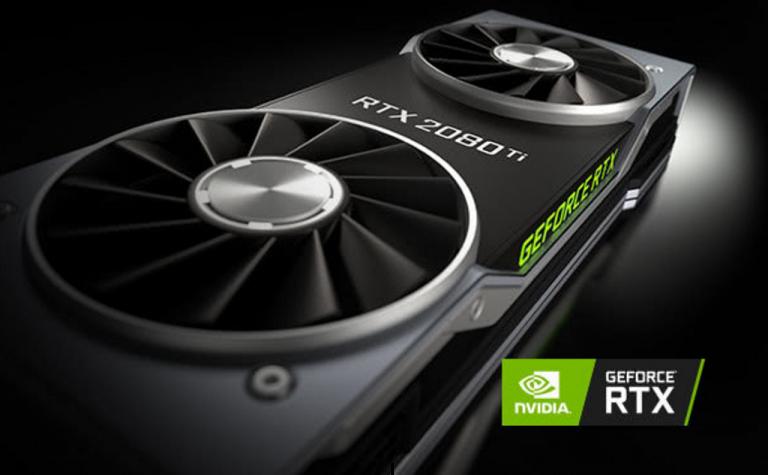 Видеокарта Geforce RTX 2080 Ti