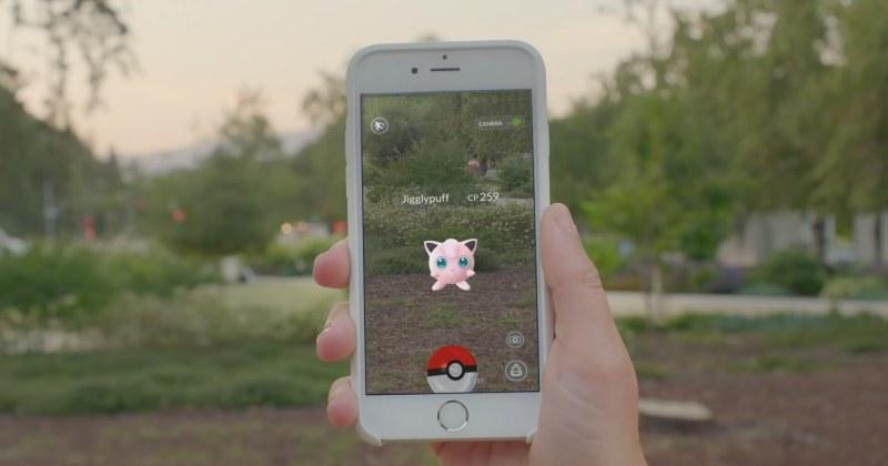 Особенности Pokemon Go