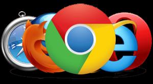 Популярность браузеров