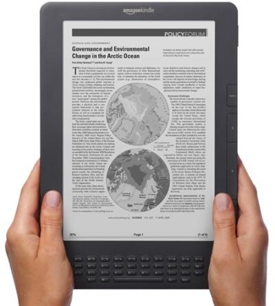 Электронная книга с E-Ink