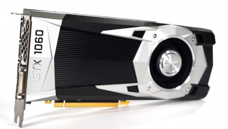 Видеокарта Geforce GTX 1060