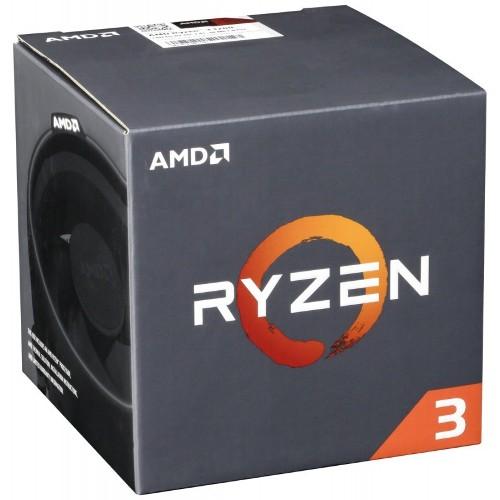 Процессор Ryzen 3 1200