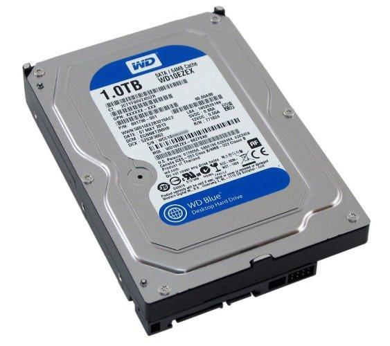 Жесткий диск Western Digital WD10EZEX