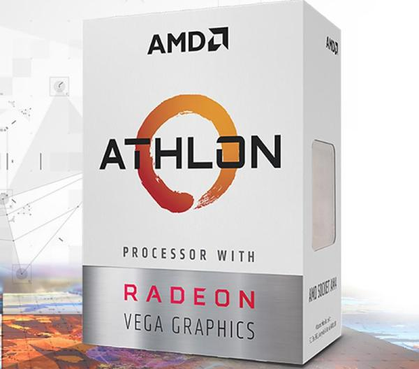 Процессор Athlon 200GE