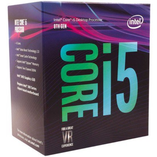 Процессор Core i5-8400