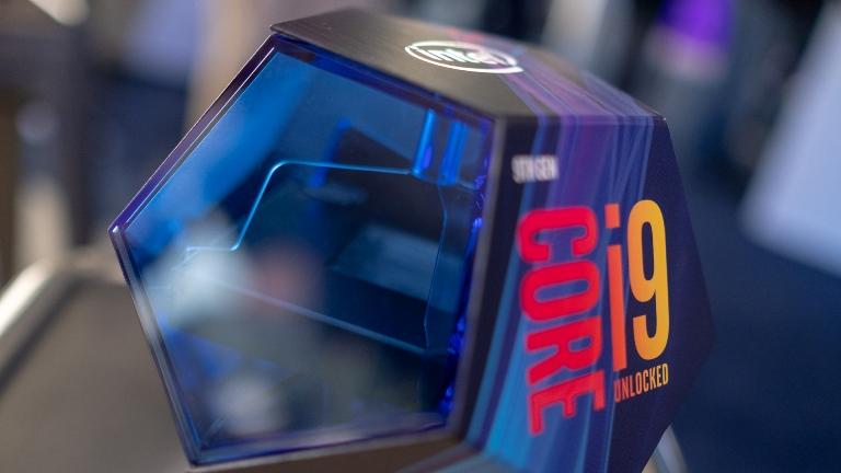 Центральный процессор Core i9-9900K
