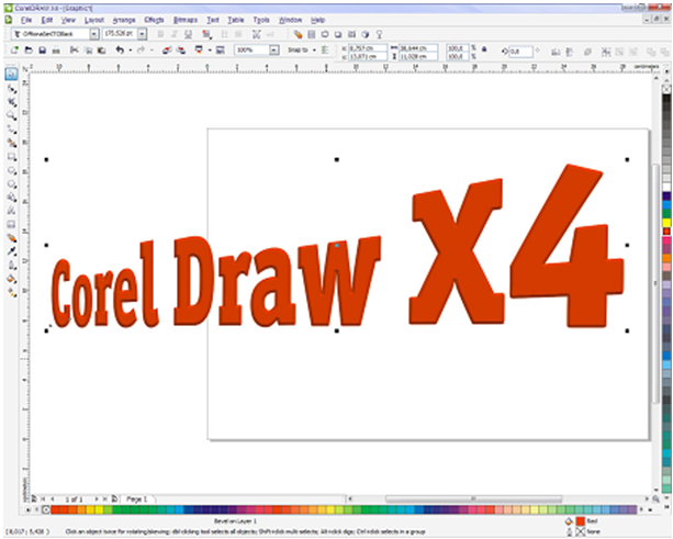 Программа Corel Draw