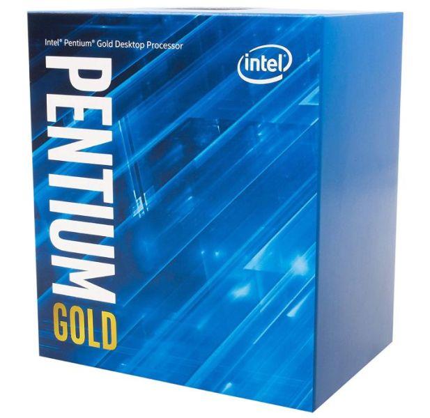 Процессор Pentium Gold G5400 Coffee Lake