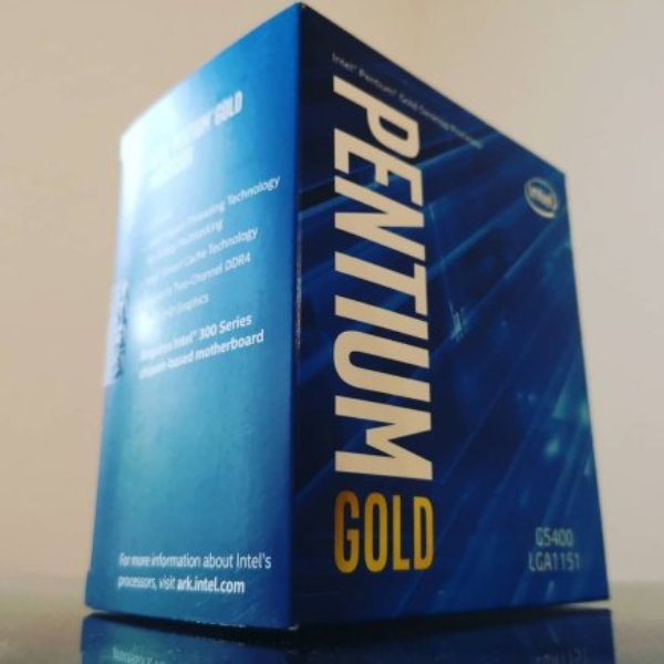 Процессор Intel Pentium Gold G5400 Coffee Lake