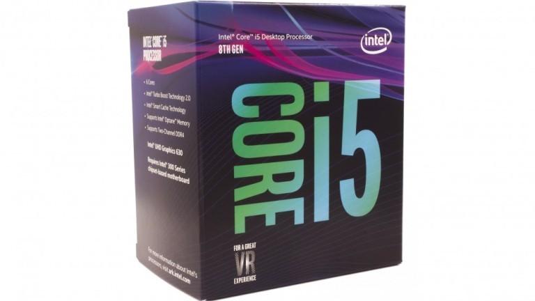 CPU Intel Core i5-8400