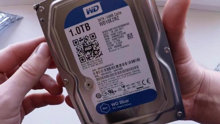 Жесткий диск Western Digital WD10EZRZ