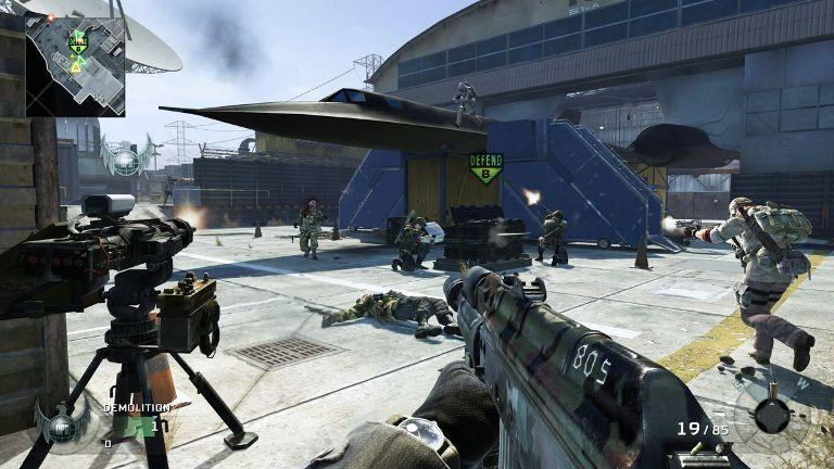 Игровой процесс Call of Duty Modern Warfare (2019)