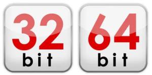 32 и 64 битность