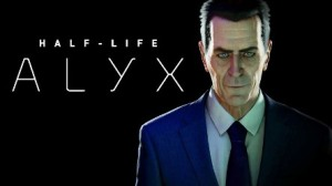 G-man  в Half-Life Alyx