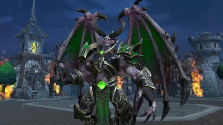 Графика в Warcraft 3 Reforged
