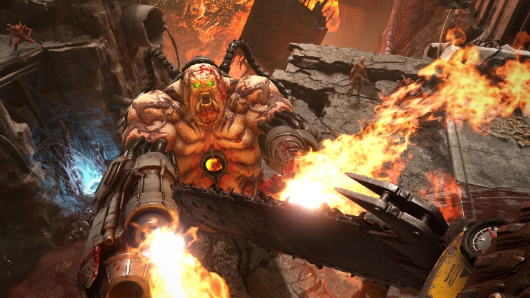 Монстры в Doom Eternal