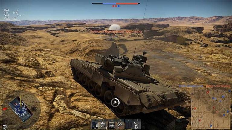 War Thunder - игра