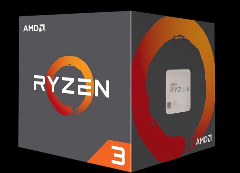 Процессор AMD Ryzen 3 1200